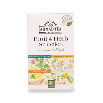 Fruit & Herbal Selection - 20 Foil