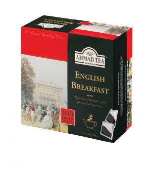 English Breakfast - 100 Tagless