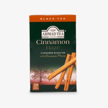 Cinnamon Haze Tea - 20 Foil - شاي بالقرفه