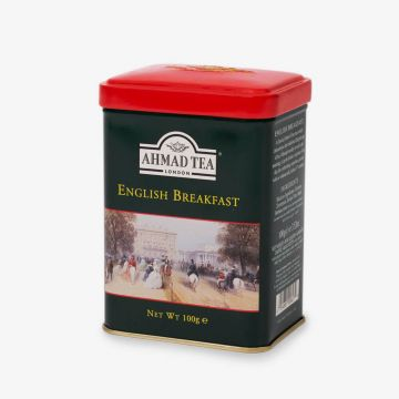 English Breakfast Loose leaf 100 grams - شاي افطار صفيح