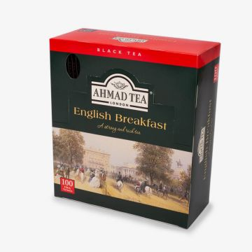 English Breakfast - 100 Foil