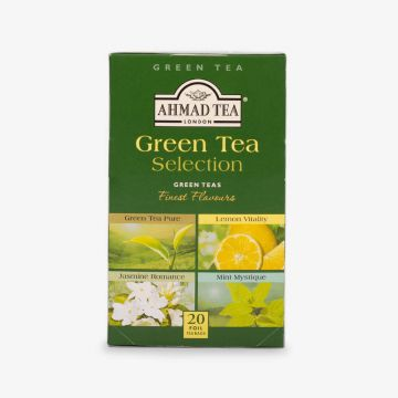 Green Tea Selection - شاي اخضر س