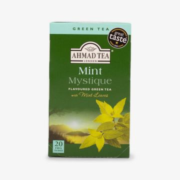 Mint Mystique Green Tea 20 Foil - شاي اخضر بالنعناع