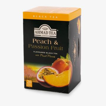 Peach & Passion Fruit Fruit Black Tea - 20 Foil